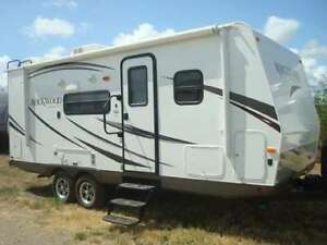 Rockwood Ultralite 2304s travel trailer, immaculate condition