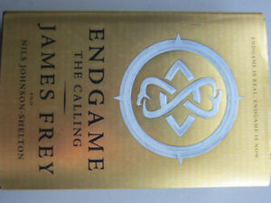Endgames - The Calling by James Frey - Brand New