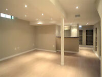 COMPLETE OAKVILLE BASEMENT RENOVATIONS