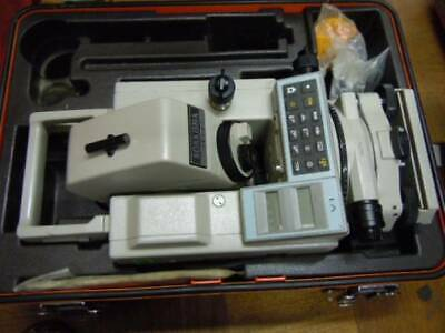 Sokkia Total Station Lightwave Set4s 9