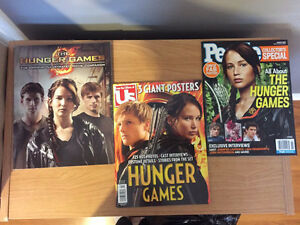 Hunger Games Collector Books/Magazines