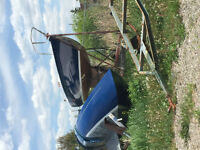 2 Sailboats FOR SALE with Trailer