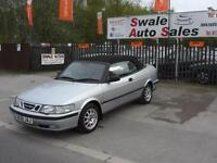 1998 SAAB 9 3 2.0I SE, IDEAL CAR FOR THE SUMMER IN GREAT CONDITION