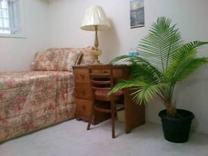 BRIGHT Room-Females only-DON MILLS & EGLINTON-All Utilities incl