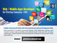 ___Web Developer - Custom Website and Application ____
