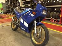 Yamaha TZR 125 1987 two strokes £1100