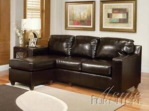 NEW--Brown Sectional 50% OFF