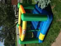 Inflatable Little Tikes Bouncy Arena/Castle