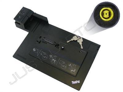 IBM Lenovo ThinkPad L420 L512 Docking Station Port Replikator USB 2.0+, gebraucht gebraucht kaufen  Versand nach Germany
