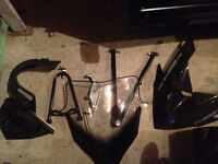 Rev Xp parts! All in excellent condition