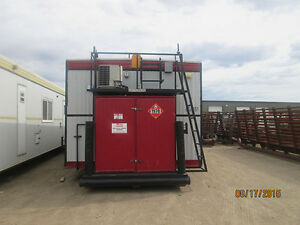 2000 ALTA FAB 12FT X 56FT SKID MOUNTED WELLSITE