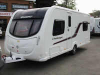 LUXURY FIXED BED 4-BERTH TOURER