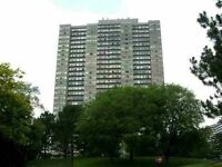 Two bedroom condo in North York - Bathurst/Antibes