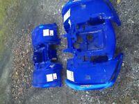 ATV plastic