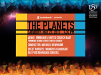 Peterborough Symphony Orchestra presents The Planets