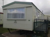 golden gate towyn 6berth caravan for hire no pets,
