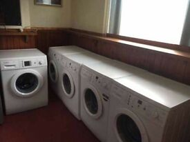 Refurbished Washing Machines inc. 12 month warranty