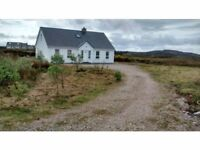Donegal holiday, Rannafast. 5 bedrooms