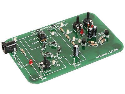Velleman Edu06 Oscilloscope Tutor Diy Kit