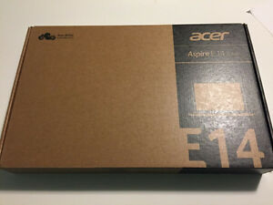 Brand NEW Acer 14 inch Laptop with 2yr Geeksquad