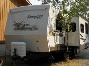 RV and 5th wheel rental in OKANAGAN VALLEY