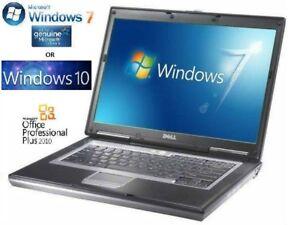 Dell D630 Laptop