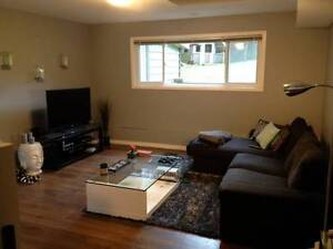 1 bedroom suite for rent - available sept 15 or Oct 1