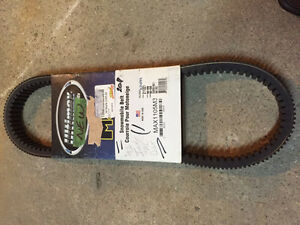 Polaris snowmobile drive belt. (Brand new)