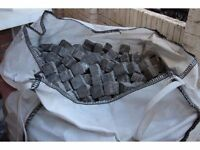 Marshalls paving cobbles (one almost-full pack, unused)