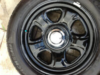 2007 - 2012 DODGE CHARGER POLICE RIMS