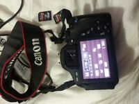 Canon T3i Bundle with lots of extras!