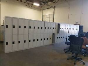 LOCKERS , STORAGE CABINETS , FILING CABINETS, AND MUCH MORE
