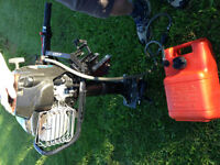 5 Horse Briggs and Statton outboard motor for sale