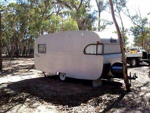 Vintage caravan Seville Grove Armadale Area Preview