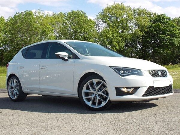 seat leon ecotsi fr technology dsg white 2016 in castlereagh belfast gumtree. Black Bedroom Furniture Sets. Home Design Ideas
