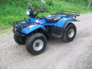 Looking for a carborator for 92 suzuki quad runner