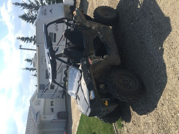 Used 2015 Polaris razor 900