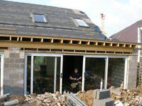 CHEAP BUILDER HOUSE EXTENSION REFURBISHMENT PLANNING KICTHEN BATHROOM ELECTRIC BOILER GAS SAFE