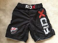MMA fighting shirts size S