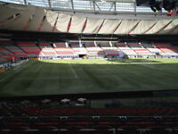 2 or 4 FIFA Women's Cup Final - PRIME SEATS -500