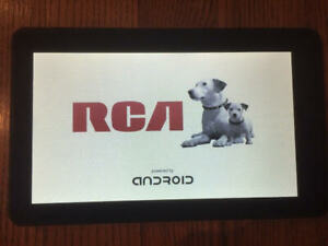 RCA 7 Android Tablet cw Protector