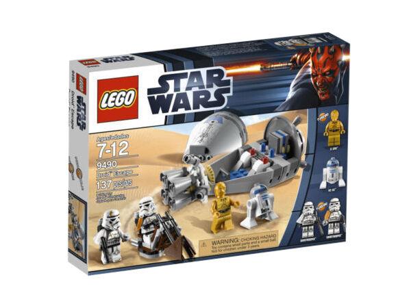 Droid Escape Lego Star Wars Set
