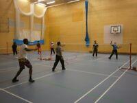 Badminton in London
