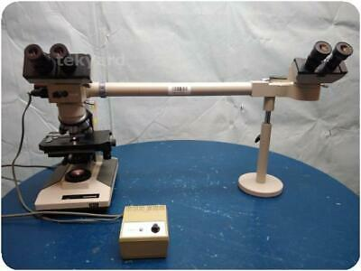 Olympus Bh-2 Multi Viewing Laboratory Microscope 243583