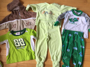 Boys clothes lot - 12 months  Kitchener / Waterloo Kitchener Area image 1