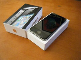 * APPLE IPHONE 4 - 16GB - NEW UNSED - MAY SWAP/PX FOR SMASHED--DAMAGED--FAULTY IPHONE 5S OR 6 / 6S *