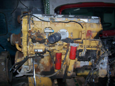 Cat Caterpillar C15 - DIESEL ENGINE FOR SALE - FULLY TESTED - 6NZ - C 15 - C-15