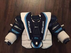 Bauer 9000 Goalie Chest Protector