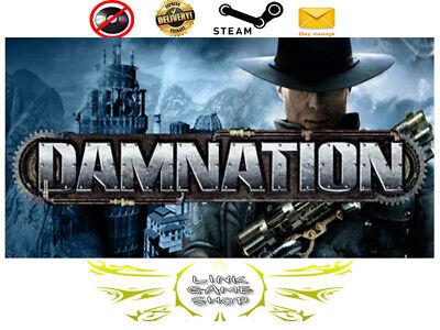Damnation PC Digital STEAM KEY - Region Free