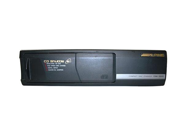 Alpine - CD DVD Changers